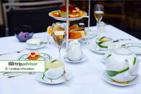 Zest Bistro - Afternoon tea for two or include a glass of Prosecco each - Save 52%