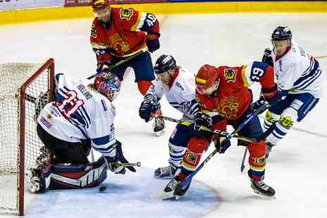 Edinburgh Capitals SNL - SNL Edinburgh Capitals v Aberdeen Lynx Play Off on 1 April - Save 33%