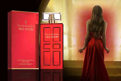 Jynx Direct - 100ml bottle of Elizabeth Arden Red Door EDT - Save 75%