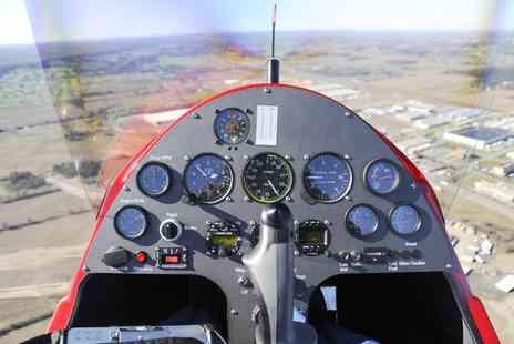 Warwickshire Flight Experience - One Hour Spitfire Flight Simulation - Save 14%