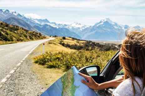 Discover the World - Twenty One night New Zealand 4x4 self driving tour - Save 0%