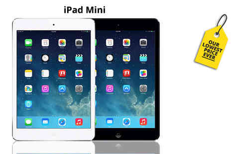 Renew Electronics - Refurbished Apple iPad 2 or iPad Mini - Save 50%