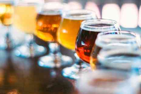 Brixton Tap - Craft Beer Tasting for One or Two, Including Five or Ten Beers - Save 0%