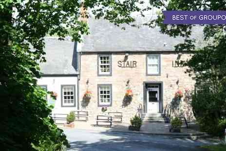 Stair Inn - One to Three Nights Stay for Two with Breakfast, Tea or Coffee on Arrival and Option for Dinner - Save 48%