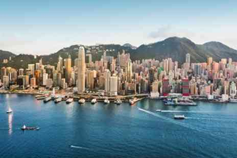 Southall Travel - Four star Hong Kong city break with flights & room upgrade - Save 0%