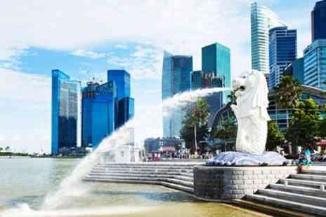 Southall Travel - Four Star Singapore city escape with flights - Save 0%