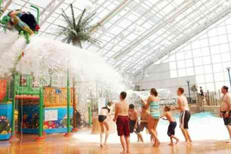 Americana Waterpark Resort and Spa - Niagara Falls Family Getaway with Water Park Passes - Save 0%