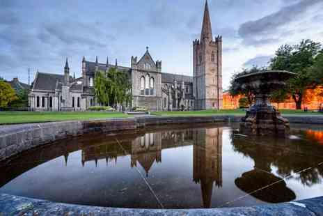 Crystal Travel - Two or three night Dublin, Ireland city break with return flights - Save 35%