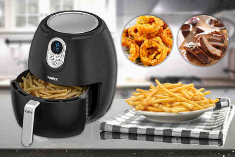 Deals Direct - 4L vortex air fryer - Save 32%