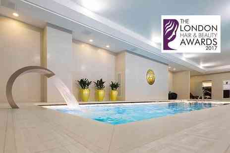 M by Montcalm - Spa experience for one person with two hour spa access, treatment and refreshments - Save 48%