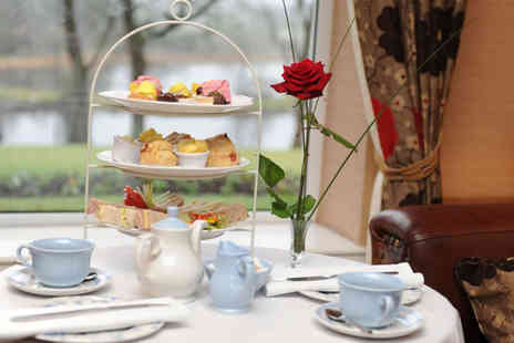 Burnhouse Manor Hotel - Afternoon tea for two people - Save 61%
