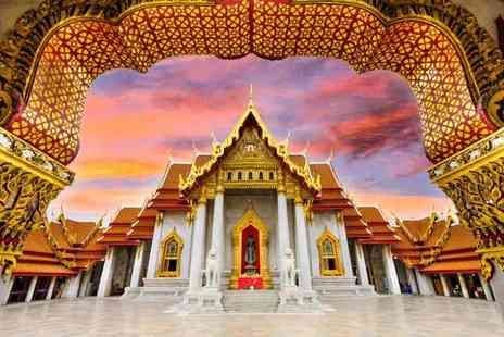 Tour Center - Ten night Bangkok, Kuala Lumpur and Bali getaway with return flights - Save 25%