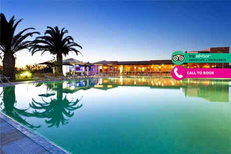 Jetline Holidays - Three or five night Algarve, Portugal villa stay for up to 6 with return flights - Save 48%