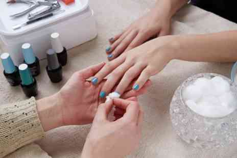 Sacha Wright - Express Shellac Manicure or Pedicure - Save 50%
