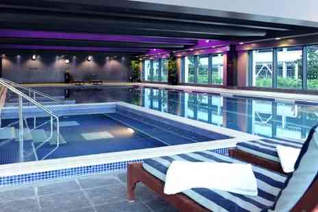Village Spa - Spa Day with Choice of Two Treatments for Two or Four - Save 47%