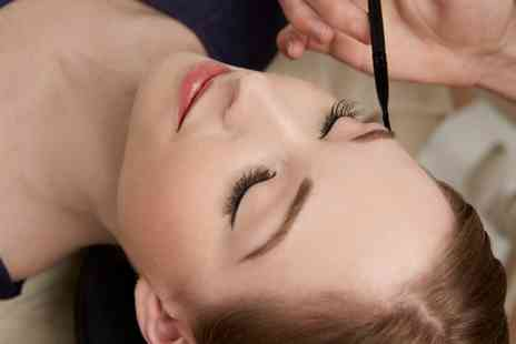 Coco Hair and Beauty - Semi Permanent Eyebrows Microblading Technique with Optional Top Up - Save 55%