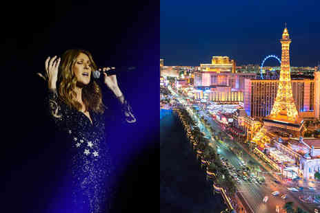 Las Vegas Stay and Show - Four Star Sin City Stay with Celine Dion Concert - Save 0%