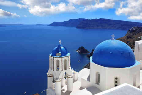 The Three Greatest Islands of The Cyclades - Four Star Explore the Azure Aegean Seas - Save 0%