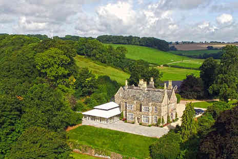 Paschoe House Hotel - Luxury Family Run Country House Hotel Stay For Two - Save 40%