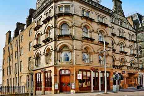 Best Western Queens Hotel - Dundee city centre stay with meals & prosecco - Save 43%
