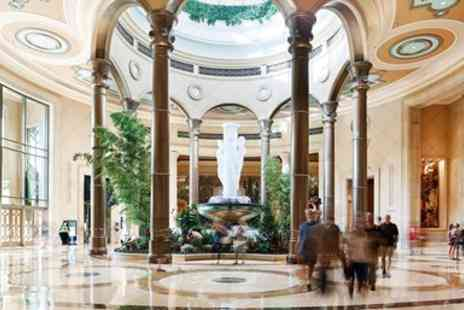 The Palazzo Las Vegas - Five Star Palazzo Stay - Save 0%