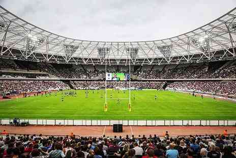 Buyagift - Multimedia tour of London Stadium for two - Save 0%