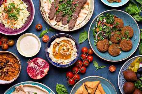 Al Basha - Six course tasting menu with a bottle of wine for two people - Save 62%
