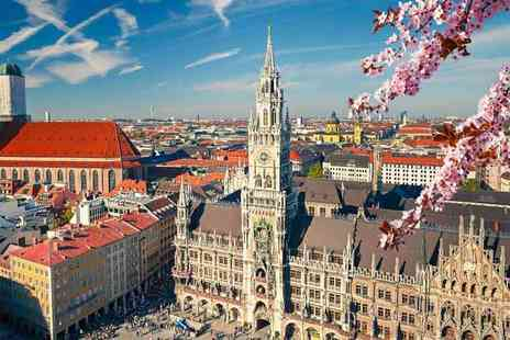 iFly Holidays - Two or three night Munich stay with return flights - Save 36%