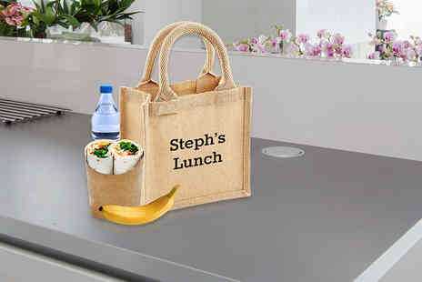 Treats on Trend - Personalised lunch bag - Save 67%