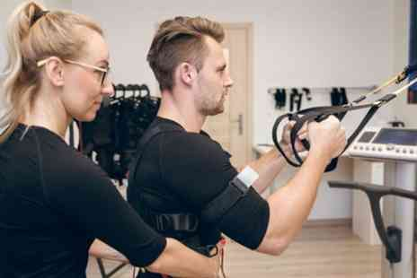 Myotec - One, Two or Three Electrical Muscle Stimulation Sessions - Save 70%