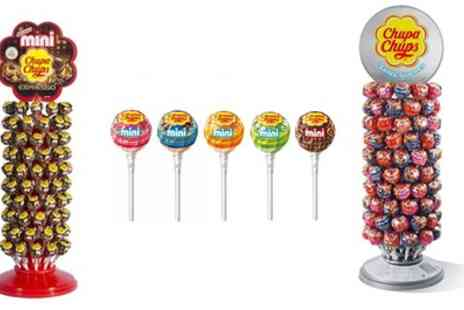 Groupon Goods Global GmbH - 120 or 300 Chupa Chups Lollipops - Save 0%