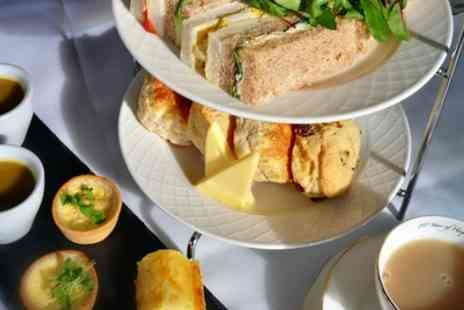 The Imperial Hotel - Afternoon Tea with Leisure Access and Optional Prosecco for Two or Four - Save 40%