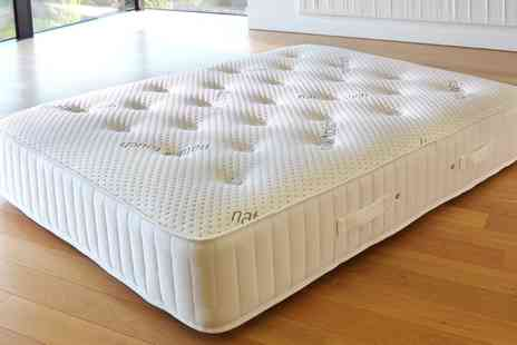 Groupon Goods Global GmbH - Ultimate Freshness 4000 Memory Foam and Pocket Sprung Mattress in Choice of Size With Free Delivery - Save 83%