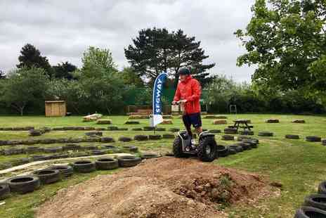 Stay Active Adventures - One Hour Segway Ride for Two or Four on Weekday or Weekend - Save 42%