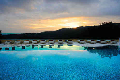 Hotel Petriolo Spa Resort - Five Star Thermal Pools Nestled in Private Nature Reserve For Two - Save 54%