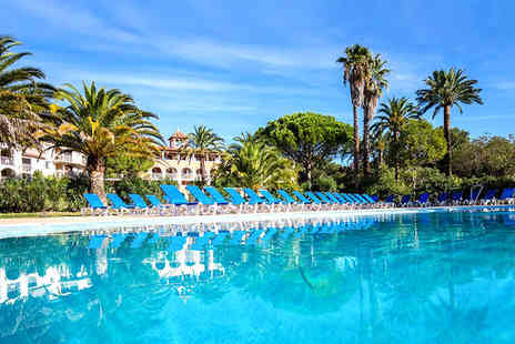 Soleil Vacances Hotel - Four Star All Inclusive Hotel Stay For Two near St Tropez - Save 59%