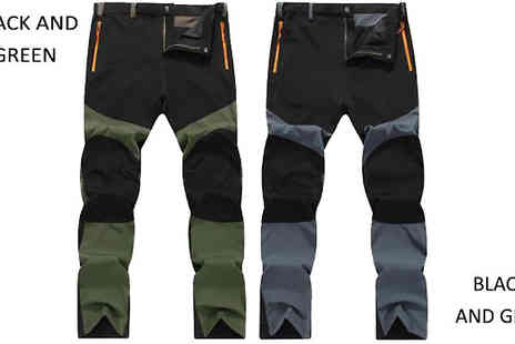 HXT Goods - Combat Trousers Available in 4 Colours - Save 79%