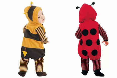 Best mall ever - Ladybug or Bumblebee Onesies Choose from 4 Kids Sizes - Save 73%