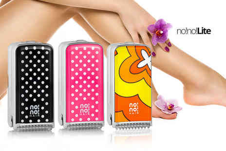 ICTV Brands UK - no! no! Lite hair removal system - Save 55%