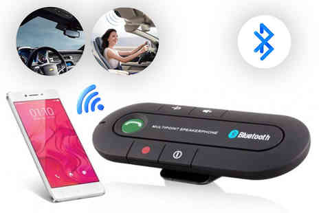 DM Logistic Solutions - Bluetooth car kit - Save 75%