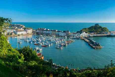 Symphony Bluebird Hotel - Two or three night Devon seaside break for two including breakfast and dinner - Save 34%