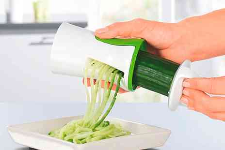 Groupon Goods Global GmbH - JML Vegetti 2.0 Vegetable Spiralizer - Save 50%