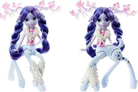 Groupon Goods Global GmbH - Monster High Girls Yeti Deer Fright Mares Extension Doll - Save 68%