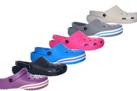 Groupon Goods Global GmbH - Crocs Unisex Kilby Clog or Presley Clog Shoes in Choice of Colour - Save 40%