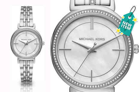 Wristy Business - Michael Kors MK3641 stainless steel watch - Save 34%