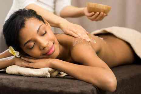 Pari Beauty - 90 minute pamper package with your choice of two treatments - Save 70%