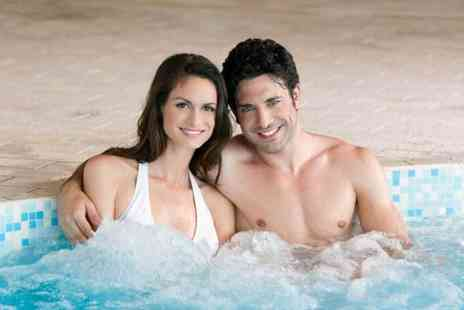 LivingWell Hilton Hotel - Spa and leisure day pass for two - Save 58%