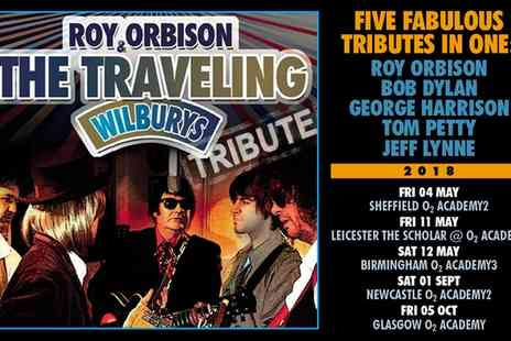 Roy Orbison & the Travelling Wilburys Experience - One general admission ticket to Roy Orbison and The Travelling Wildburys tribute on 4 May To 1 September - Save 42%