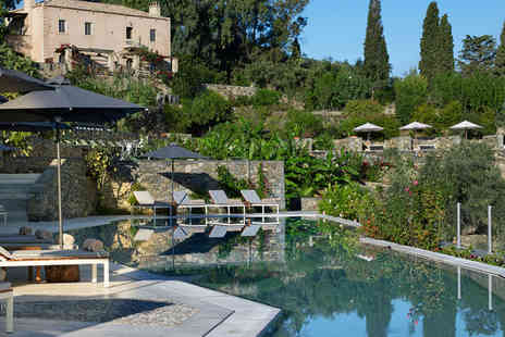Hotel Kinsterna - Five Star Byzantine Mansion Boutique Minutes from Mediterranean - Save 47%