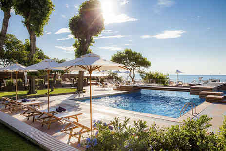Hotel Excelsior Venice Lido Resort - Five Star Palatial Property on Venice Lido - Save 54%